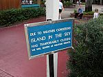 Island in the Sky Sign