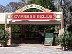 Cypress Belle Sign